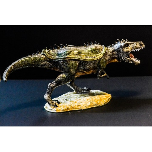 T-rex Trinket Box