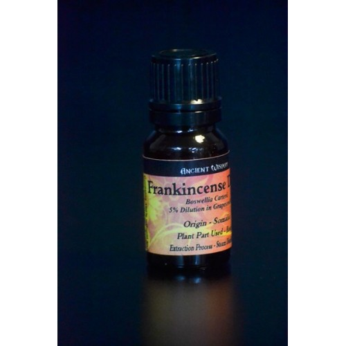 Essential Oil Frankincence Dilute