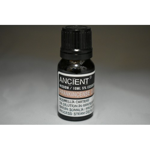 Frankincence Dilute Essential Oil